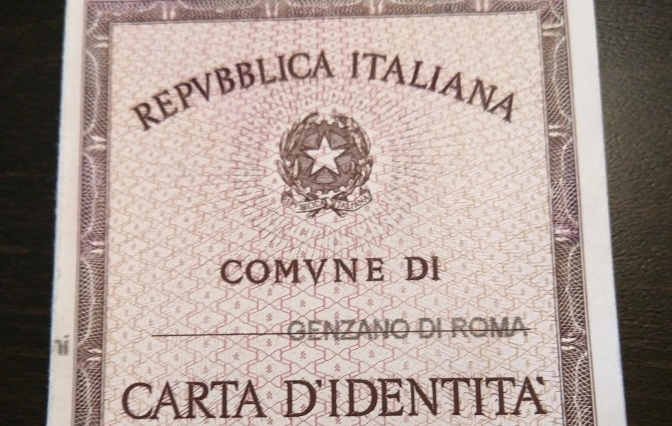 Carta d\'Identitá – Getting your Italian Identity Card – The Itallens